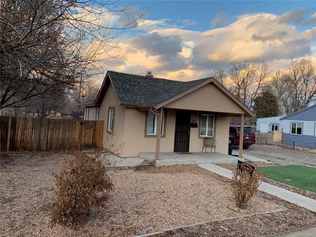 3511 W Center Avenue, Denver, CO 80219 (MLS #3437643) :: 8z Real Estate