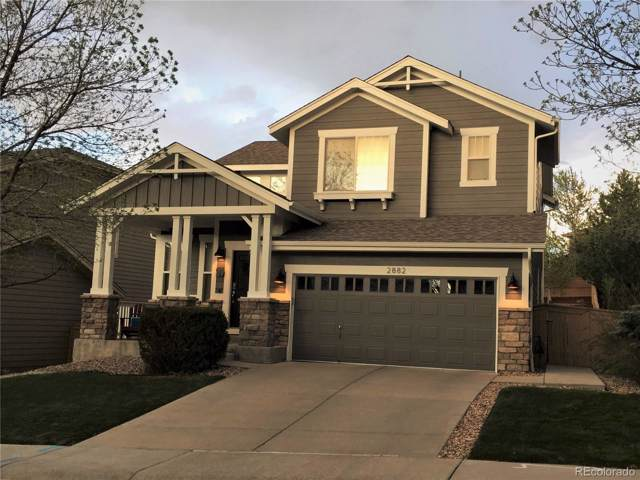 2882 Windridge Circle, Highlands Ranch, CO 80126 (#3437741) :: Relevate | Denver