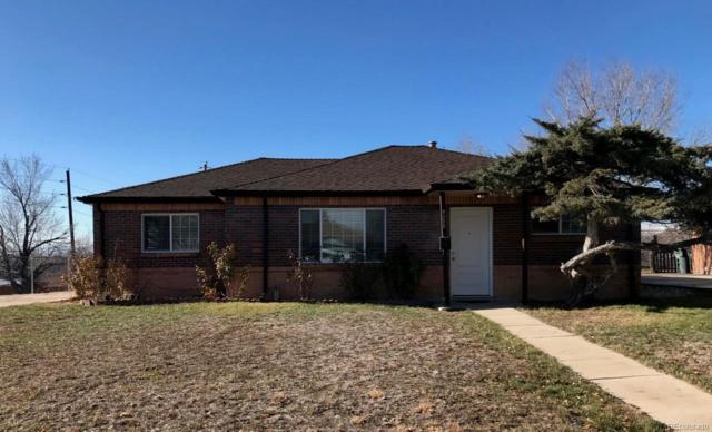 9255 Fir Drive, Thornton, CO 80229 (#3437878) :: Colorado Home Finder Realty