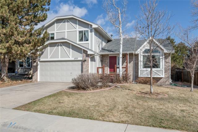 11777 W Cross Drive, Littleton, CO 80127 (MLS #3437970) :: 8z Real Estate