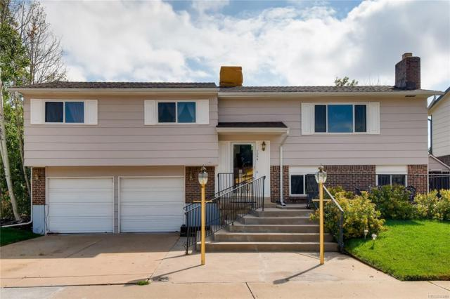 7244 Braun Court, Arvada, CO 80005 (#3438119) :: James Crocker Team