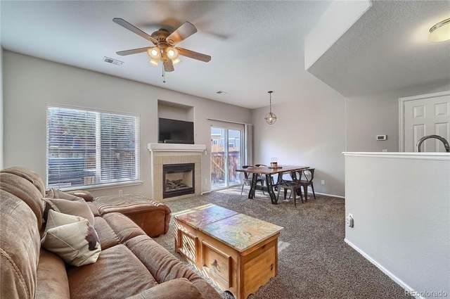 9110 Gale Boulevard #4, Thornton, CO 80260 (MLS #3438199) :: Kittle Real Estate