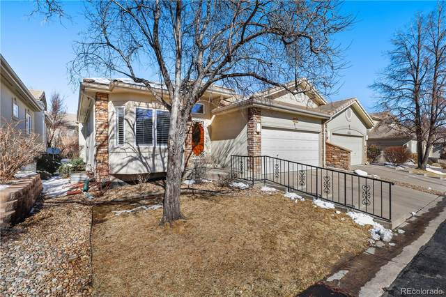 10025 W Vassar Place, Lakewood, CO 80227 (#3438236) :: James Crocker Team