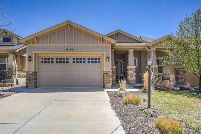 9139 Lizard Rock Trail, Colorado Springs, CO 80924 (#3438306) :: Stephanie Fryncko | Keller Williams Integrity