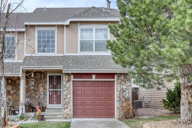 2215 E 103rd Place, Thornton, CO 80229 (MLS #3439136) :: Kittle Real Estate