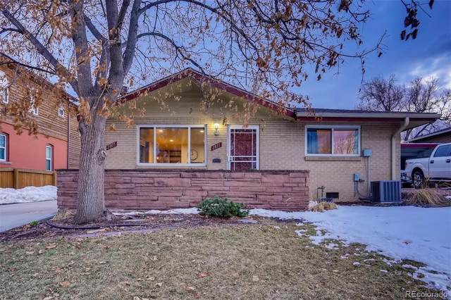 2811 Meade Street, Denver, CO 80211 (#3440097) :: The Griffith Home Team