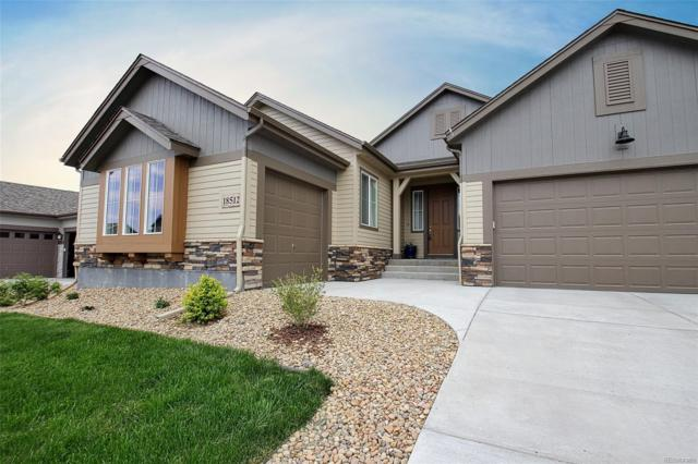 18512 W 93rd Place, Arvada, CO 80007 (MLS #3440327) :: Bliss Realty Group