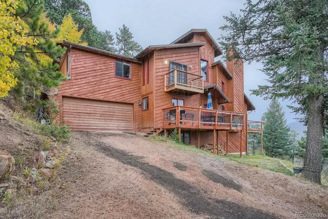 33135 Timber Ridge Road, Evergreen, CO 80439 (#3440367) :: You 1st Realty