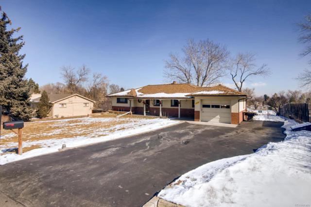 2430 Vance Street, Lakewood, CO 80214 (#3440601) :: 5281 Exclusive Homes Realty