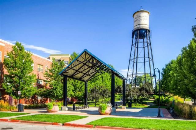 7931 W 55th Avenue #101, Arvada, CO 80002 (MLS #3440636) :: 8z Real Estate