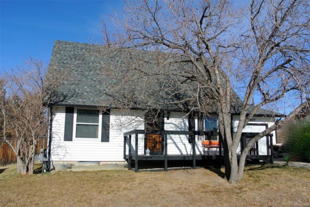 6807 W 79th Drive, Arvada, CO 80003 (MLS #3440879) :: 8z Real Estate