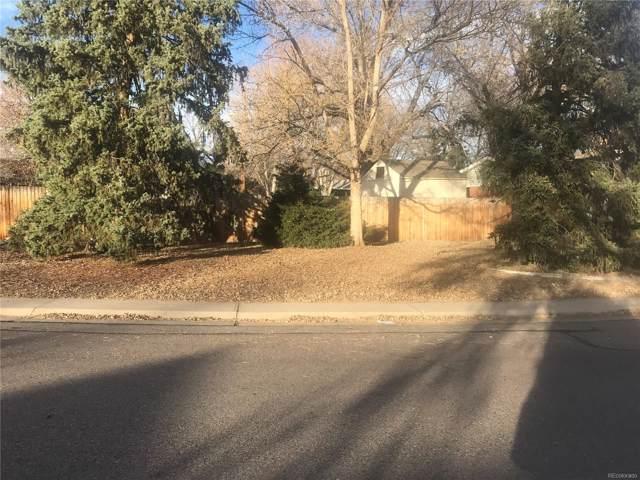 W Utah Avenue, Lakewood, CO 80232 (#3440911) :: HomeSmart Realty Group