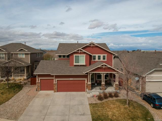 184 Bittern Drive, Johnstown, CO 80534 (#3440995) :: Compass Colorado Realty