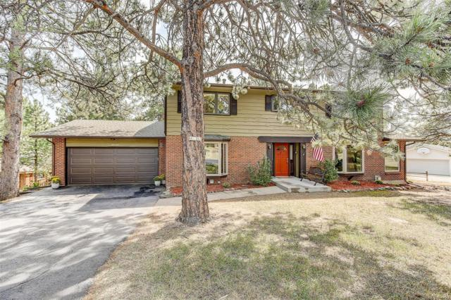 30142 Wingfoot Drive, Evergreen, CO 80439 (#3441246) :: The Griffith Home Team