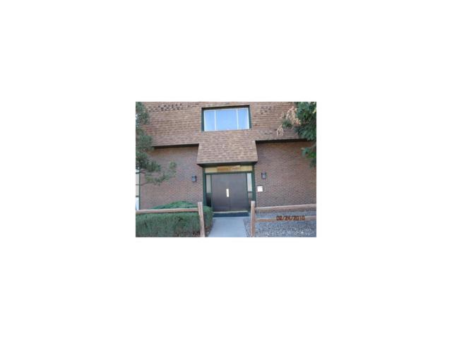 130 E Highline Circle #105, Centennial, CO 80122 (MLS #3442010) :: 8z Real Estate