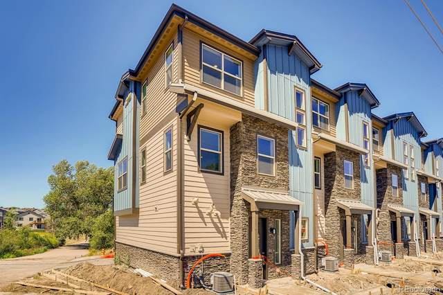 1025 S Gilbert Street C, Castle Rock, CO 80104 (#3442327) :: The DeGrood Team