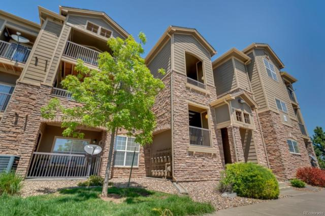 17525 Wilde Avenue #306, Parker, CO 80134 (#3442693) :: The DeGrood Team