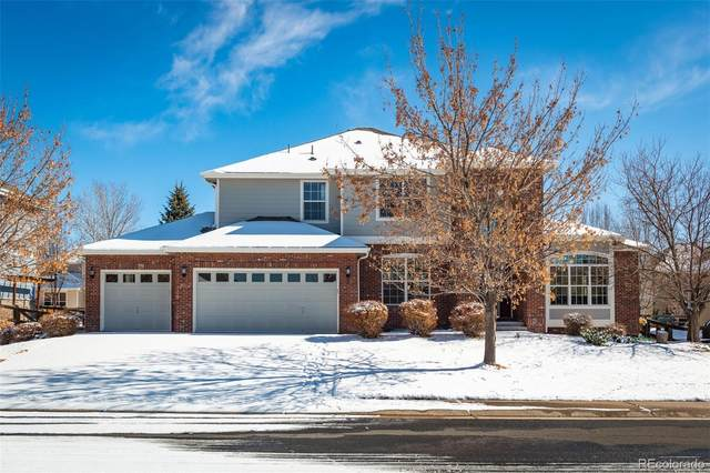 6552 S Ouray Way, Aurora, CO 80016 (#3442851) :: The Griffith Home Team