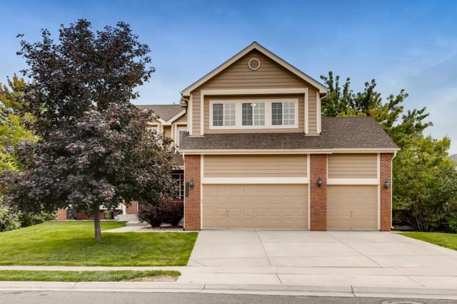 16780 W 60th Drive, Arvada, CO 80403 (#3442880) :: The Galo Garrido Group
