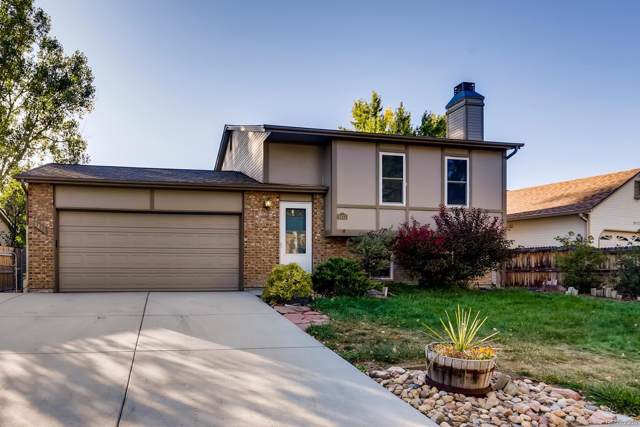 8433 Wheatgrass Circle, Parker, CO 80134 (#3442913) :: The HomeSmiths Team - Keller Williams