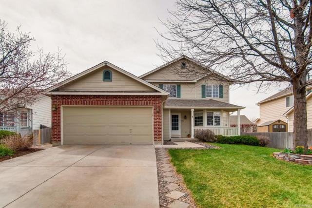 11436 E 114th Avenue, Commerce City, CO 80640 (#3443156) :: The Heyl Group at Keller Williams
