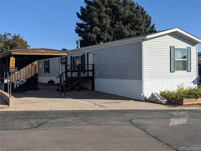 9 Danny Street, Castle Rock, CO 80109 (MLS #3443553) :: Stephanie Kolesar