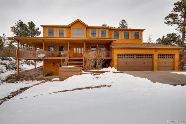 7941 Burning Tree Drive, Franktown, CO 80116 (#3443758) :: Wisdom Real Estate