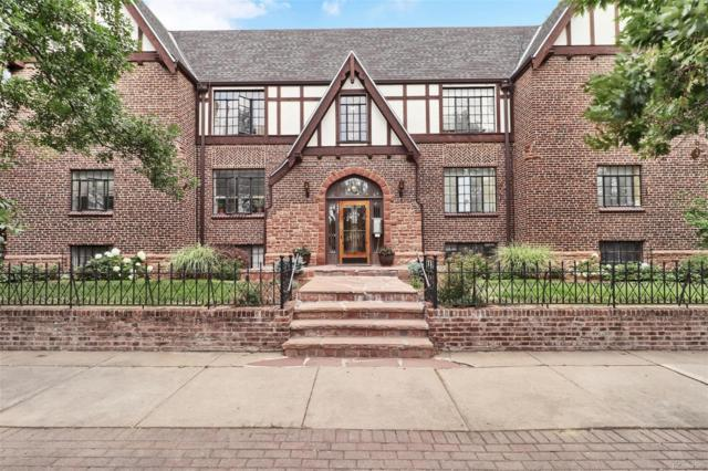 2233 Kearney Street #12, Denver, CO 80207 (#3444025) :: Bring Home Denver