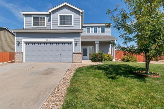 705 Elizabeth Street Circle, Dacono, CO 80514 (#3444630) :: The City and Mountains Group