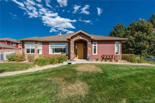 8643 Gold Peak Drive G, Highlands Ranch, CO 80130 (#3444997) :: iHomes Colorado