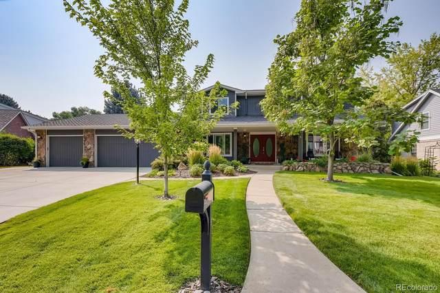 9 Village Court, Littleton, CO 80123 (MLS #3445155) :: 8z Real Estate