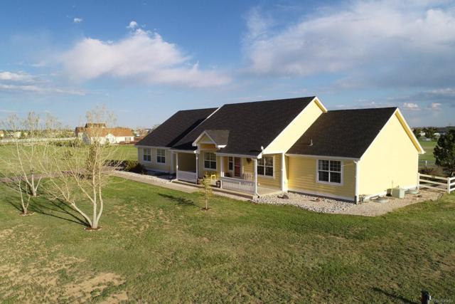 55740 E 41st Avenue, Strasburg, CO 80136 (MLS #3445482) :: 8z Real Estate
