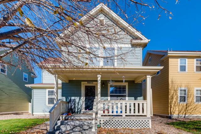 9445 E 108th Place, Commerce City, CO 80640 (#3445572) :: The Heyl Group at Keller Williams