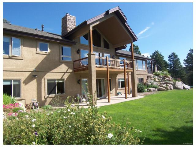 45 Leisure Lane, Woodland Park, CO 80863 (MLS #3445814) :: 8z Real Estate