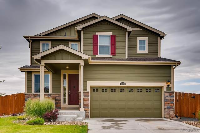 2590 E 160th Place, Thornton, CO 80602 (#3445858) :: Mile High Luxury Real Estate