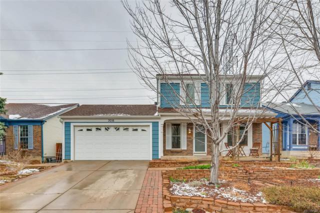 3016 S Halifax Street, Aurora, CO 80013 (#3446135) :: The Peak Properties Group