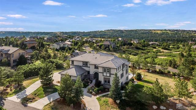 6157 Massive Peak Loop, Castle Rock, CO 80108 (#3446307) :: Wisdom Real Estate