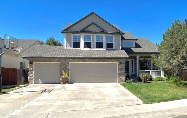 5119 S Danube Street, Centennial, CO 80015 (#3446651) :: The Margolis Team