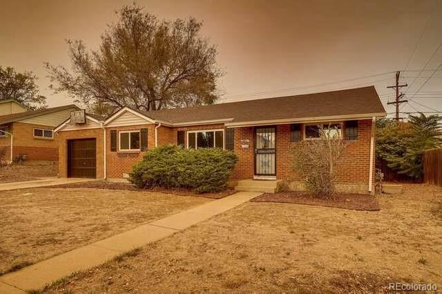 2681 E 93rd Place, Thornton, CO 80229 (#3447344) :: Compass Colorado Realty