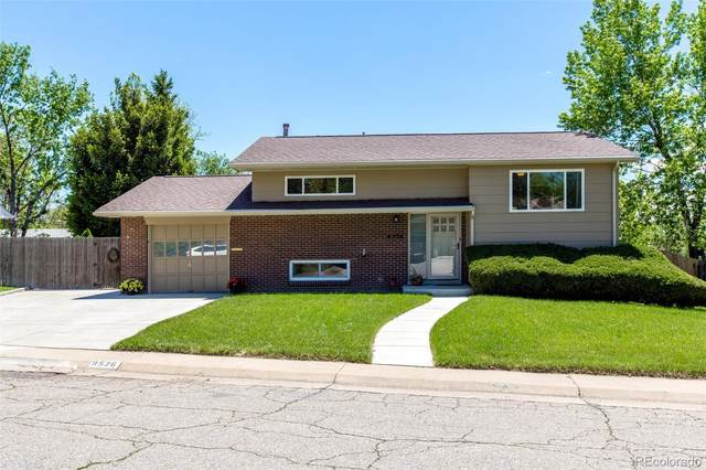 9526 W 64th Way, Arvada, CO 80004 (MLS #3447351) :: Bliss Realty Group