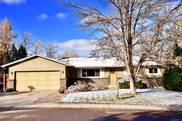 5885 W Leawood Drive, Littleton, CO 80123 (#3447379) :: Bring Home Denver with Keller Williams Downtown Realty LLC