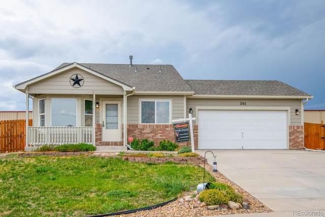 301 E 28 Street E, Greeley, CO 80631 (MLS #3447458) :: 8z Real Estate