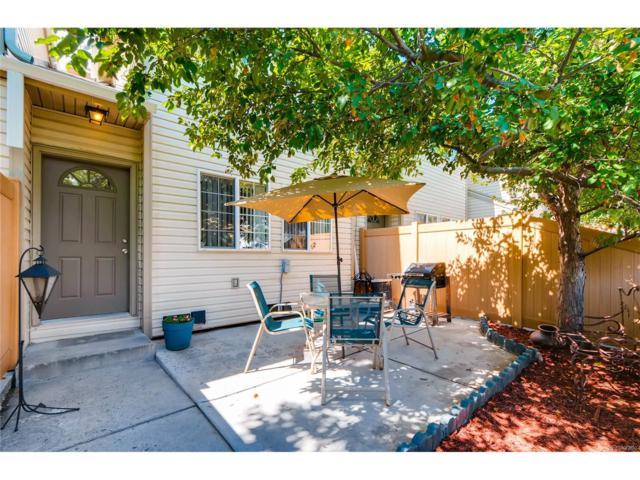 12337 E Tennessee Drive #106, Aurora, CO 80012 (MLS #3447625) :: 8z Real Estate