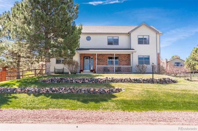 8522 Pawnee Road, Parker, CO 80134 (#3447869) :: The Healey Group