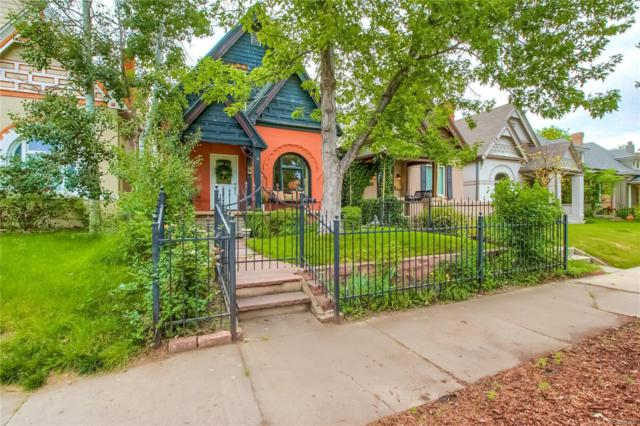30 S Grant Street, Denver, CO 80209 (#3447934) :: Mile High Luxury Real Estate