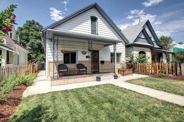 269 Fox Street, Denver, CO 80223 (MLS #3448016) :: Keller Williams Realty