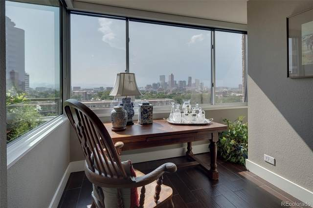 1313 N Williams Street #1001, Denver, CO 80218 (#3448608) :: Hudson Stonegate Team