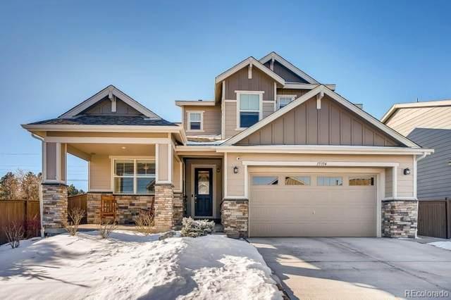 15354 W 48th Drive, Golden, CO 80403 (#3449127) :: HergGroup Denver