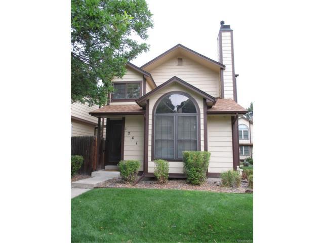 1741 S Richfield Way, Aurora, CO 80017 (MLS #3449176) :: 8z Real Estate