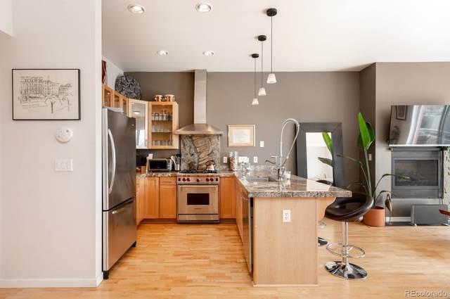 1440 Little Raven Street #406, Denver, CO 80202 (MLS #3449516) :: 8z Real Estate